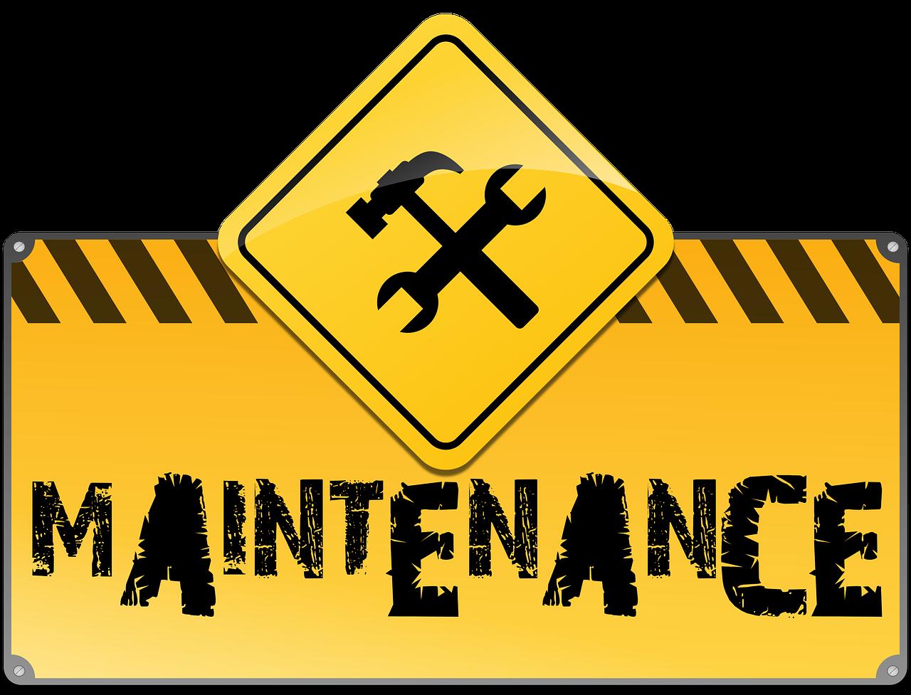 website maintenance quarry life award